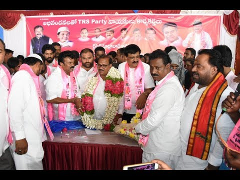 Congress , TDP leaders joins TRS | Moula-ali | Malkajgiri | N9tv