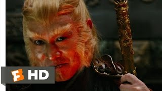 The Forbidden Kingdom (10/10) Movie CLIP - Return of the Monkey King (2008) HD