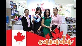 Trương Hoài Hải Ngân trường Humber College - Thích được trải nghiệm nền giáo dục nước ngoài