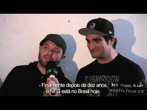 New Found Glory - Tour Brazil '08