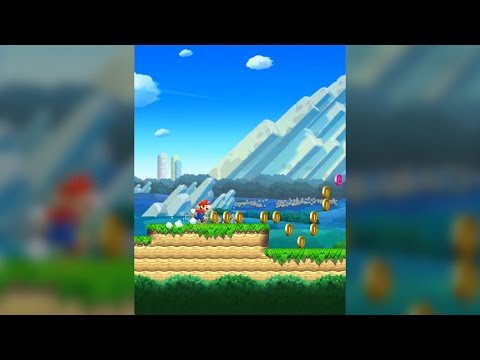 Super Mario Run APK Cover