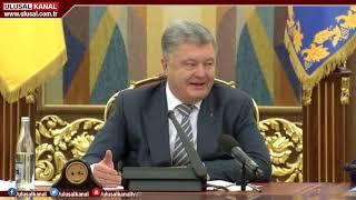 Rusya'dan Ukrayna savaş gemilerine ilişkin açıklama
