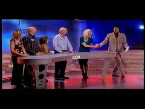 Jimmy Osmond - Family Fortunes - Part 3