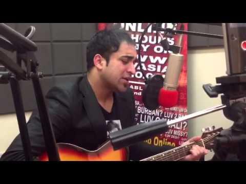 Navin Kundra: Tukde Tukde LIVE on Luv Asia Radio