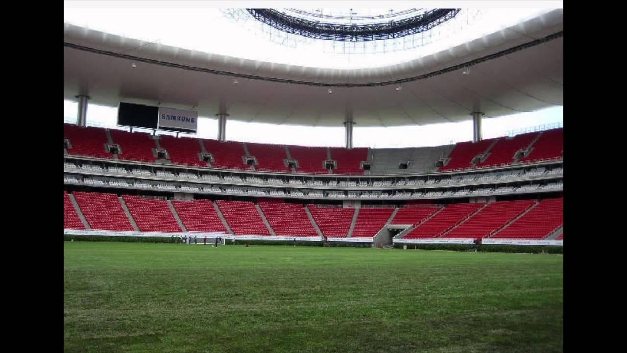 Estadio Omnilife Vacio en el Estadio Omnilife
