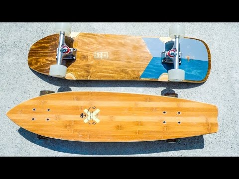 DOES SHAPE MATTER IN SKATEBOARDING?! *My New Cruiser! *