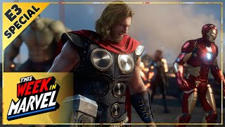 6 Marvel's Avengers Facts We Learned at E3 2019!