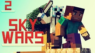 Minecraft: SKYWARS #2 - I REGRET NOTHING!