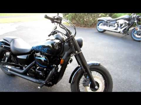 Custom Honda shadow 750