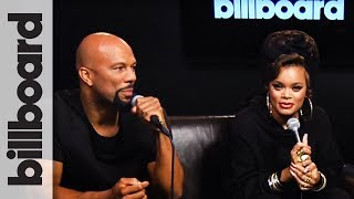download lagu On The Record With Andra Day & Common: New gratis