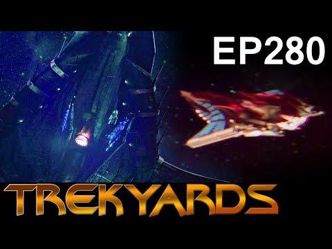 Trekyards EP280 -  Klingon D7 Battle Cruiser (Discovery)