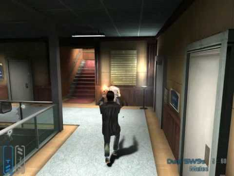 Max Payne 3 gameplay [ Mission Impossible ( MP 2 mod