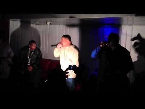Big Sloan Bone @ Lush lounge ( Mo Thug!)