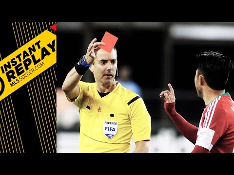 INSTANT REPLAY: Revolution see red (twice), Timbers see a PK & a corner kick trick in Montreal