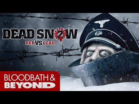 Dead Snow 2: Red vs Dead (2014) - Horror Movie Review