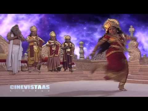 Jai Mata Ki-mahishasura Mardini [hd] video