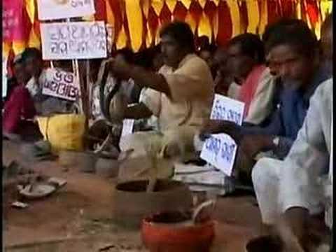 Indian Snake Charmers Demand Jobs