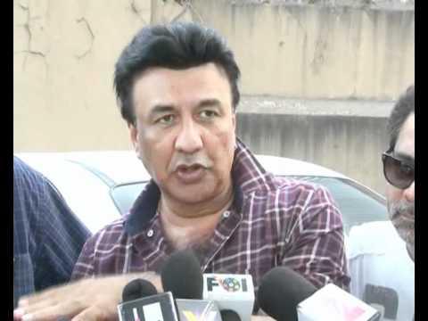 Anu Malik at muhurat of film NO ENTRY in Marathi Part 1