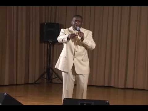 God Is Standing By Wayne Johnson in Concert 2009