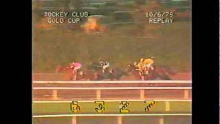 Affirmed vs Spectacular Bid - 1979 Jockey Club Gold Cup