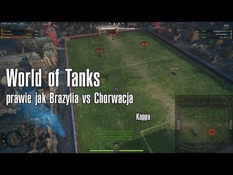 World Of Tanks # Piłka Nożna Na Himmelsdorf - T62A-Sport - Mistrzostwa Świata :)
