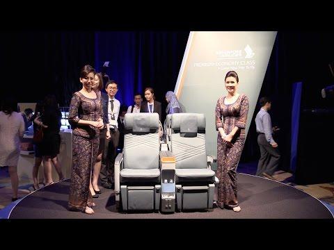 Singapore Airlines Premium Economy Class Experience