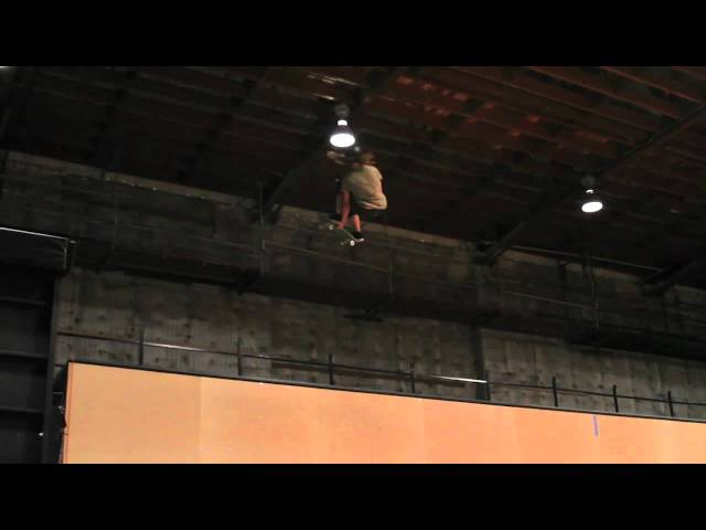 X Games 17:  Shaun White Exclusive Practice Session