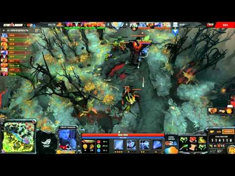 MVP.Phoenix -vs- Signature.Trust, SLTV 12 SEA PlayOff, WB final, game 1