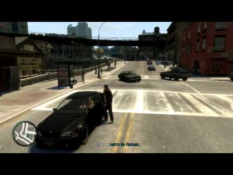 Play Through Gta Iv 02 - Niko tayrone Bellic