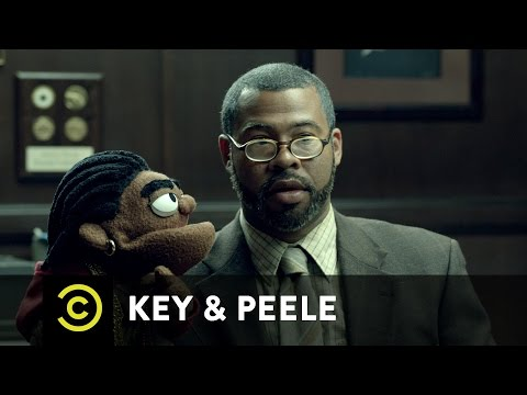 Uncensored - Key & Peele - Little Homie
