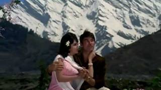 HUMRAAZ (1967) neele gagan ke tale dharti ka pyaar pale - Mahendra Ravi Sahir