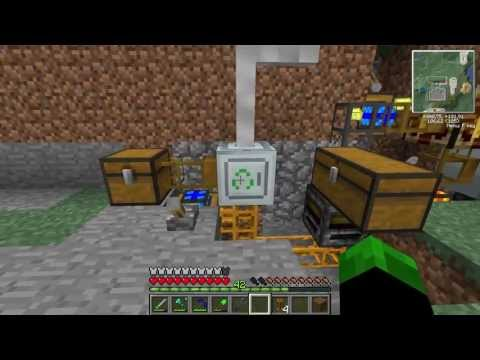 Fábrica de UU-Matter - Minecraft Guerra 4 EP3 (#8)