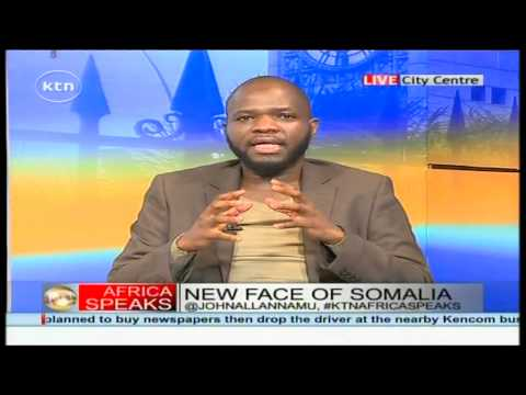 Africa Speaks: New Face of Somalia Part 1