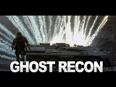 Ghost Recon: Alpha - Live-Action Filme