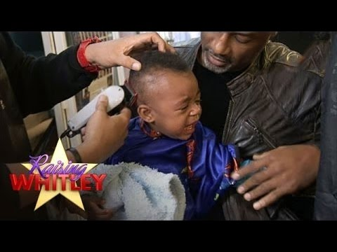 Joshua's First Haircut: Not the Mohawk! - Raising Whitley - Oprah Winfrey Network