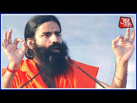 Yoga Mahotsav: Baba Ramdev Reaches Rajpath