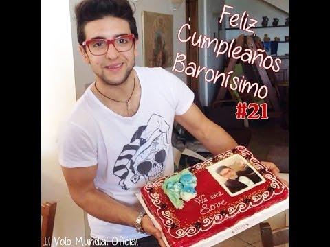 Feliz Cumpleaños / Buon Compleanno #21 Piero Barone
