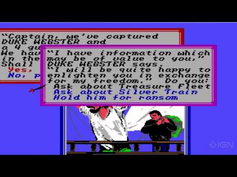 Why Sid Meier's Pirates Is My Favorite Game Of All-Time
