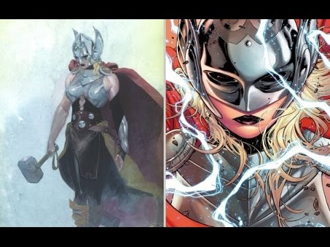 A Female Thor?! - #CUPodcast