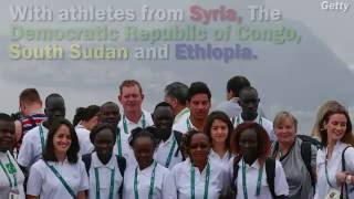 Refugee Olympic Team Makes History