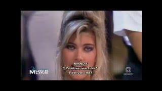 Mandy Smith - Positive Reaction [Italy]