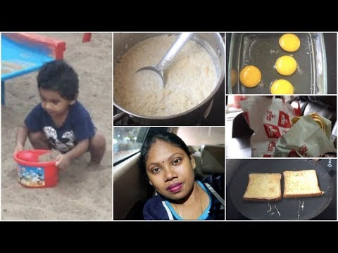 Full day vlog || subscribe to T-Series | Bread omelette | shopping for kids |కొర్రల పాయసం||Sireesha