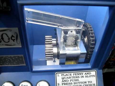 Penny Stamp Machine Elongated Penny Machine at The