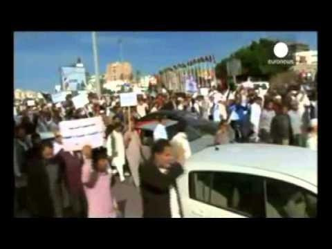 32 killed, 235 injured in Libya militia shooting