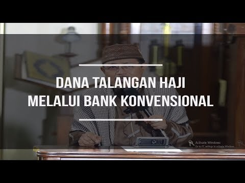 Video dana talangan haji oleh bank konvensional