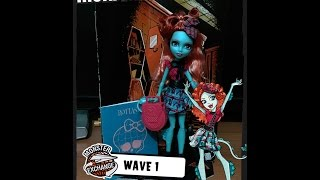 Monster High Monster Exchange Lorna McNessie Türkçe Tanıtım