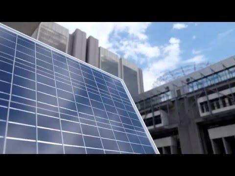 Solar-Powered Radio Recording at the Civic Centre