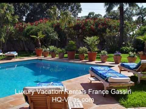 Luxury Villa Rentals Gassin French Riviera 2011