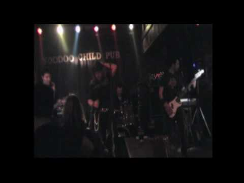Shivers (skid row tribute) - living on a chain gang