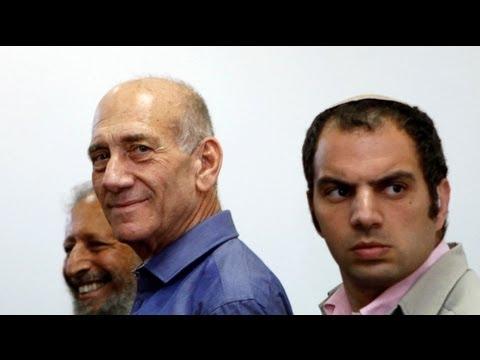 Israël : prison avec sursis pour Ehud Olmert